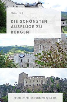 Österreich ist voll von tollen Burgen und der Besuch dieser ist eine große Leidenschaft von mir! Hier verrate ich euch meine schönsten Ausflüge. Best Outdoor Lighting, Reisen In Europa, Design Your Dream House, Ways To Relax, More Fun, Dreaming Of You, Instagram Users, Travel Tips, To Go