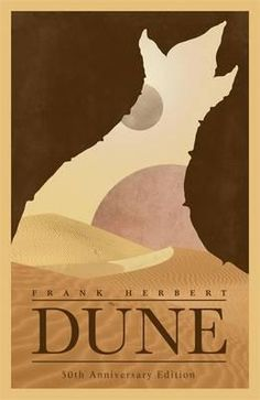 Dune by Frank Herbert. One of NPR's Top 100 Science-Fiction & Fantasy Books - How many have you read? Dune Film, Dune Book, Dune Frank Herbert, The Matrix, Dune Art, Jodorowsky's Dune, My Books, Books To Read, Long Books