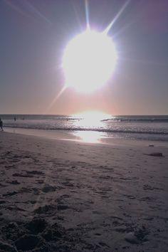 SUNSET Beautiful Sunset, Celestial, Beach, Outdoor, Outdoors, The Beach, Beaches, Outdoor Games, The Great Outdoors