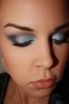 Blue Smoky Eye...and more!
