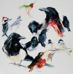 Sarah Rogers | Horizon Fine Art Gallery : Jackson Hole Art Gallery, Jackson, Wyoming