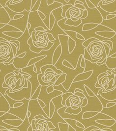 Home Decor Upholstery Fabric- Crypton Bed Of Roses-Green : upholstery fabric : home decor fabric : home decor :  Shop | Joann.com