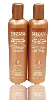 """MIZANI True Textures Curl Balance 8.5oz """"Pack of 2"""" by MIZANI. $15.26. MIZANI True Textures Curl Balance 8.5oz """"Pack of 2"""". Mild, Low-lathering foam gently cleanes, as helps restore the hair's natural moisture-protein balance and refreshes the scalp. To remove build-up, use it as a between-shampoo, conditioning wash."""