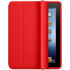 iPad Smart Case. I have the (Product) RED case and love it! Dan even had a message written on it for me. I also love supporting a good cause.
