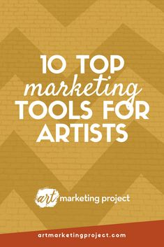 To simplify your art marketing, here are my top 10 tools for planning, setting up your website and email, and telling your unique story as an artist. Art Therapy Projects, Art Therapy Activities, Marketing Tools, Business Marketing, Marketing Ideas, Content Marketing, Art Journal Prompts, Business Inspiration, Business Ideas