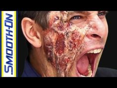 Quick and Easy Burn Wounds   Special FX Makeup Minute