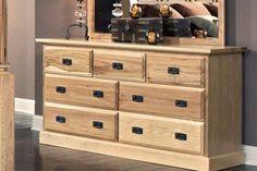 A-America - Amish Highlands Dresser