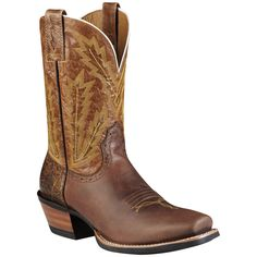 Ariat Men's Adriano Moreas Western Boots