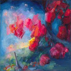 lena Levin - Sonnets in colour - Sonnet 15