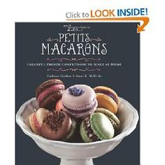 Les Petits Macarons - Great step by step instructions for baking beautiful and tasty macarons.