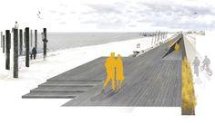 Gallery - Esbjerg Beach Promenade & Sailing Club / Spektrum Arkitekter, Sofie Willems, Nathan Romero, Joan Raun, Stine Christiansen, Kira Snowman - 27