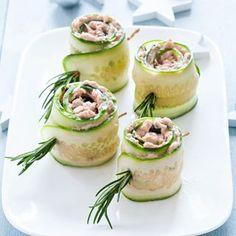 Sushi Recipes, Gourmet Recipes, Appetizer Recipes, Snack Recipes, Snacks, Tapas, Feel Good Food, I Love Food, Appetisers