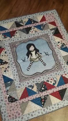 Hotová Gorjusska. Quilting, Blanket, Fat Quarters, Blankets, Jelly Rolls, Cover, Comforters, Quilts