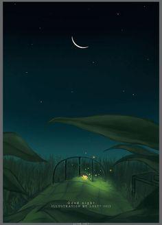 孤单星球:Good Night系列之二
