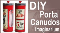 DIY - Porta Canudos - Imaginarium - Patchwork - Artesanato
