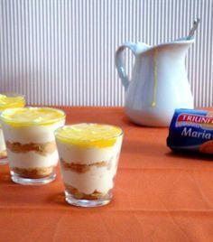 Un petit dessert portugais, facile à réaliser et rapide (seulement 15 minutes de préparation et 2 heures de repos au réfrigérateur). Il est ...