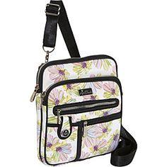 Beach Handbags Monterey Beach Crossbody - Dancing Meadows - via eBags.com!