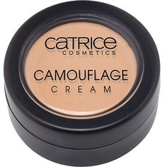 Catrice Cosmetics - Rosy SandUNDER COVER STARA true must-have for a flawless complexion. The Camouflage Cream with a long-lasting texture blends perfectly wi. Makeup Revolution, Makeup Looks For Red Dress, Makeup Brushes Amazon, Face Blender, Camouflage Concealer, Natural Face Cream, Talc, Face Cream For Wrinkles, Eyeshadows