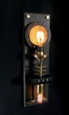 The 221B Gas Flame Lantern
