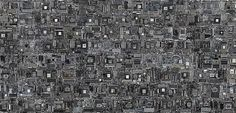 Circuit city by Bruno Richard, via Flickr