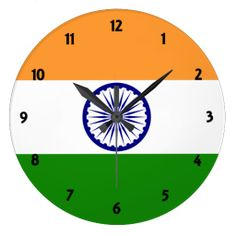 Ths clock is on my birthday list& wud look really cool my dwnstairs room. Independence Day Drawing, Happy Independence Day, 15 August Images, Flag Drawing, Indian Flag Wallpaper, Republic Day India, Cute Easy Drawings, Large Clock, Wallpapers