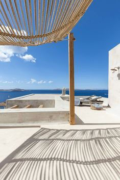 Residence in Mykonos I YEAR 2017 LOCATION Mykonos TYPE Residential AREA 300 m² STATUS Completed This reconstruction and renovation project on Mykonos is truly custom designed. The intense environment of the island made it a clear choice to calm down the somewhat loud exterior to create uniformity. By working with level differences natural movement and demarcation were achieved. As the original design lacked some comfortable resting spots, effort was put in providing those with the ability to…