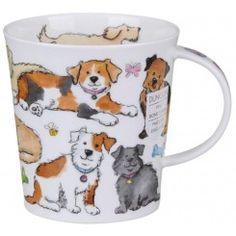 Scruffs Dog Lomond shape Mug