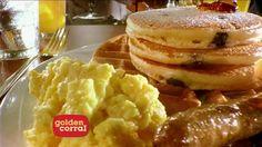Golden Corral Weekend Breakfast TV Spot, 'Better Breakfast, Better ...