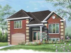 Eplans+European+House+Plan+-+Two+Bedroom+European+-+1012+Square+Feet+and+2+Bedrooms+from+Eplans+-+House+Plan+Code+HWEPL65315