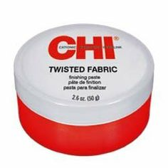Chi Twisted Fabric Finishing Paste [2.6 Oz][.... $11.99. Thermal Styling with CHI 44  Create multiple textures with outstanding style memory  Now you will experience completely new styling possibilities to infuse styling products deeper into the hair with special CHI 44 compound creating  Regenerating Styling  Thermal Protection The best thing is that these styles can be regenerated with heat again and again...