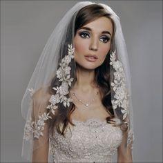 Whimsical Bridal Veils!