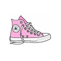 Image via We Heart It https://weheartit.com/entry/83592400/via/13802995 #converse #cute #pink #pink!!