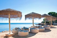 Babylon Beach, Ibiza, pinned by ibizadiscover.com
