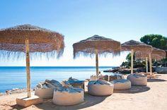 Babylon Beach, Ibiza, pinned by ibizadiscover.com