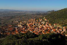 Berchidda, Sardegna