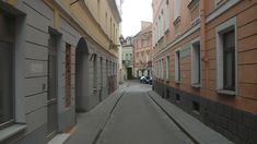 Stiklų St. in Old Town of Vilnius Jewish Ghetto, Russian Orthodox, Craft Markets, Italian Renaissance, 14th Century, Lithuania, Old Town, Cemetery, Art Inspo
