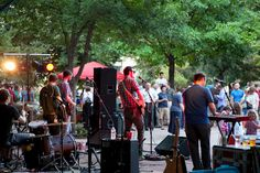 Music in Mears 2014, June 12- August 21