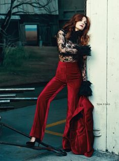 """Drew Barrymore for Neiman Marcus """"Art of Fashion"""" Campaign by Norman Jean Roy  posted by Dejaon September 9, 2011 and filed under categories: 2011, Campaign, Celebrity, Fall, Fall 2011, Norman Jean Roy"""
