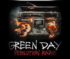 Green Day's new album ! Revolution Radio 2016 #greenday #newalbum #album #punk…