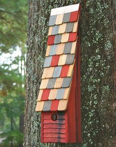 whimsical birdhouses - Google Search
