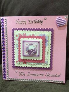 birthday - someone special