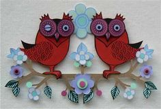 helen musselwhite_Red Owls | Flickr - Photo Sharing!