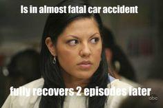 Grey's Anatomy Memes