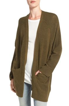 Treasure&Bond 'Throw On' Cardigan available at #Nordstrom