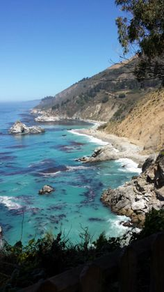 The big reward for driving up the coast to Big Sur. Save time to make sure you can hike around the area.