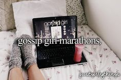 33 Things That Are Girly <--- I'm not that girly or into this type of programme but OHMIGOSH I LOVE THIS SERIES!