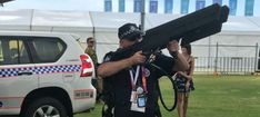 Numerous media outlets have recently reported that Queensland police used a DroneShield Drone Gun to take down a errant drone that flew close to a Commonwealth Games venue. In reality it seems the drone was landed by its pilot. If the initial reports had proven to be true this would have been the first publicly …   Read More …