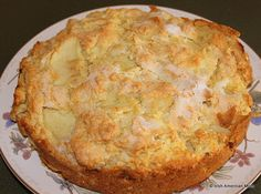 Kerry Apple Cake, also known as Irish Apple Cake, is a moist cake with a crunchy top, and can be served cold or warm with chilled cream or custard.
