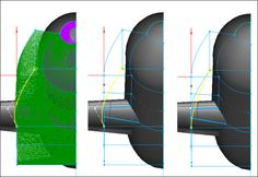 In 2016 Pointwise will begin offering online advanced training courses on structured meshing and Glyph scripting. The structured meshing course shows how to choose the best grid topology for difficult cases and how to improve grid quality when problems are found. The Glyph scripting course covers how to organize large, complex geometry and grid models and techniques for controlling the structured grid elliptic and unstructured grid T-Rex (anisotropic tetrahedral extrusion) solvers.
