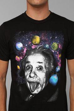Einstein Space Tee #urbanoutfitters